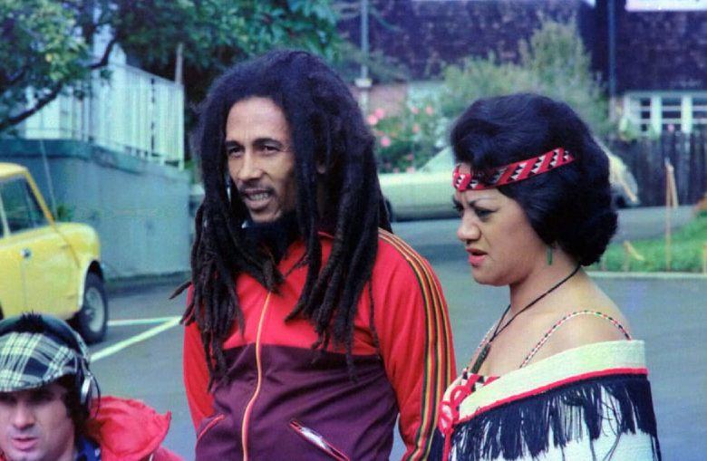 cannabis lover Bob Marley against racial oppression