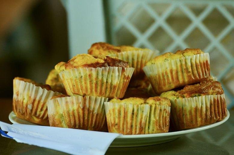 ingredients for cannabis cbd muffins