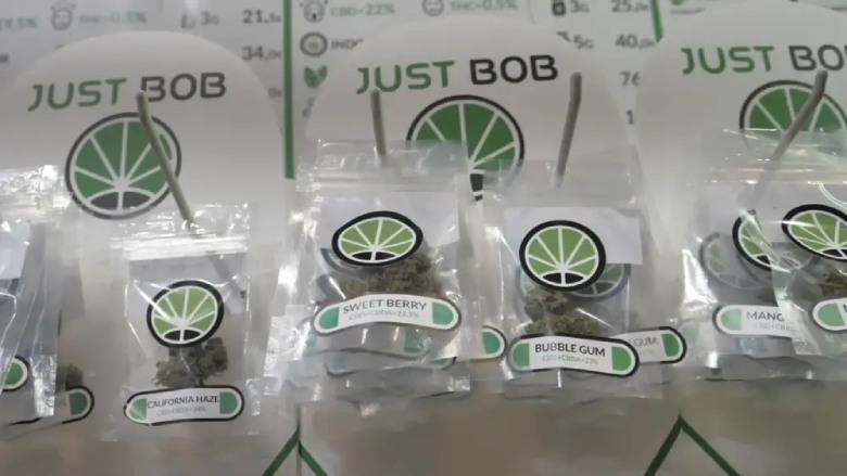 justbob trial kit marijuana cbd