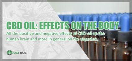 legal cannabis cbd oil effects on the body