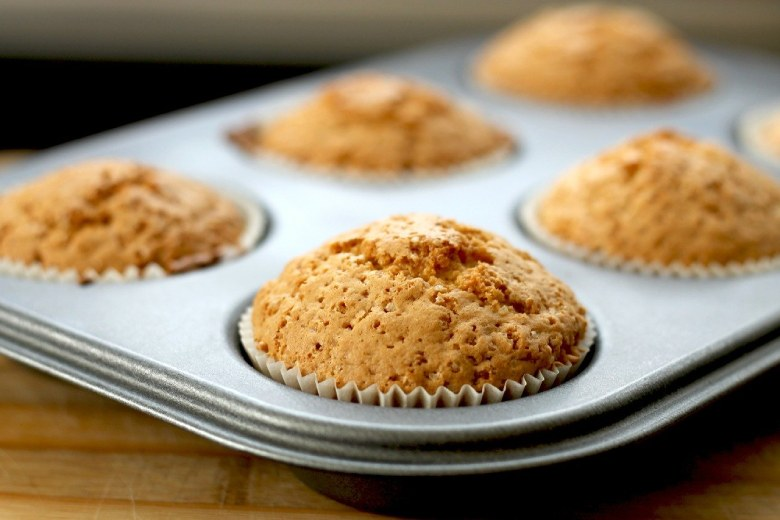 marijuana cheese light muffin