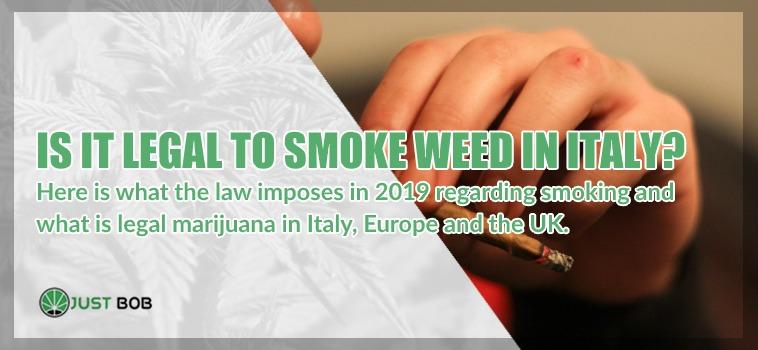 smoke cannabis cbs in italy