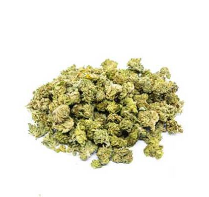 Small cannabis buds indoor mix