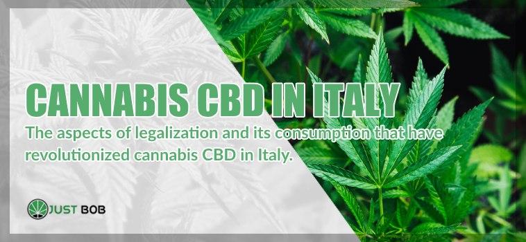 marijuana CBD in Italy