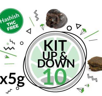 KIT Up & Down 10 Justbob