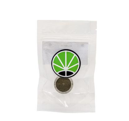 Bag of Super Lemon Haze CBD Hash online